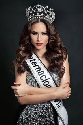 Lucero Montemayor, Miss Mexico Internacional 2013 04